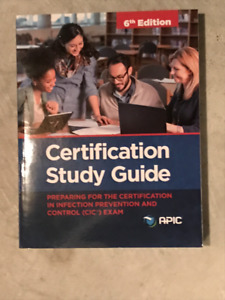 APIC Certification Study Guide