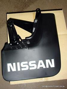 Nissan Patrol GQ Right Hand Rear Mud Flap 78810-05J90