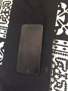 iphone 5- unlocked - 16gb-pickup in mississauga