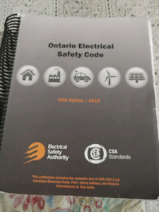 Electrical code book 2012