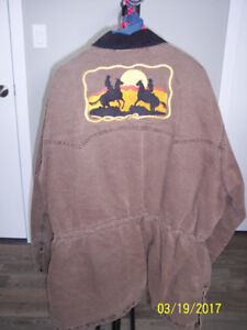 MWG Western Lined Coat
