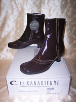 """LaCANADIENNE """""""" - - n e w - -BOOTS -- - sizes 7.5 , 8 and 9 US"""
