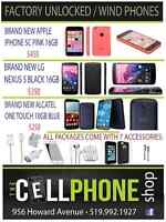 CELLPHONE UNLOCKING ALL MAKES GET RECEIPT + LIFE WARRANTY