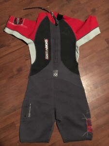 Wetsuit seadoo pour homme