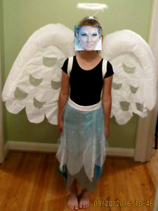 Inflatable Angel wings Brand new $10.
