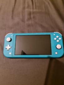 Nintendo Switch Lite - Turquoise 32gb £150ono
