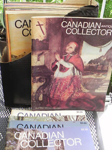Canadian Antiques Collector