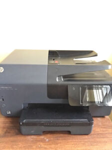 Hardly used HP Printer/Scanner/Fax Machine