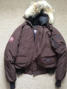 Canada Goose Chilliwack - like new - Authentic men's XL brown Stratford Kitchener Area image 2