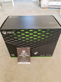 🟢Xbox Series X 1TB🟢 with Gold Ultimate Game Pass Brand New Sealed
