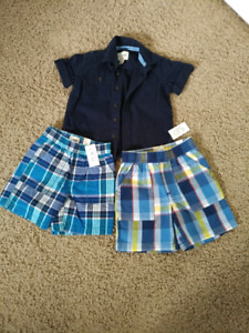 The Children's Place toddler boys clothes - size 2T