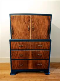 Beautiful 3 drawer tallboy