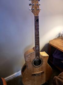 Ibanez ew series electro acoustic guitar