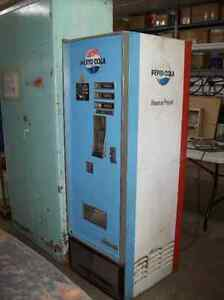 Pepsi-Cola Antique machine