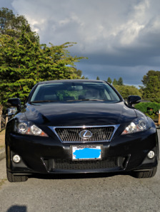 2012 Lexus IS Navigation Package $18,000