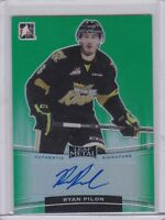 2015 In The Game Autograph Card Ryan Pilon