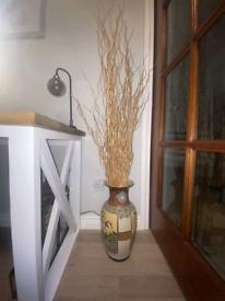 Hand Crafter Ceramic vase