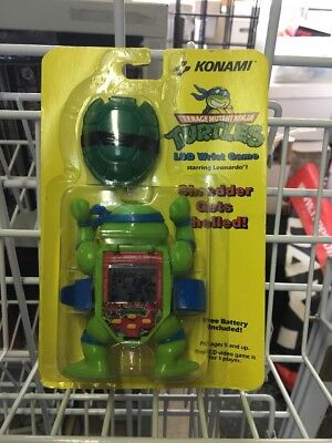 Teenager Mutant Ninja Turtles Shredder gets Shelled KONAMI video game EHTF 1991