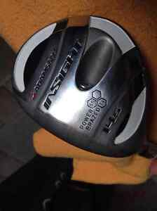 Mens LH Adams BTY 3 wood Excellent Condition