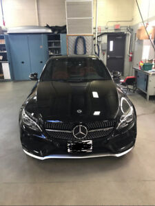 Mercedes C43 AMG - Lease takeover