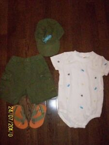Gymboree 'Tropical Trek' Set, Boys 18-24 months