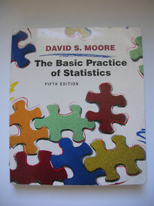 *** The Basic Practice of Statistics 5th Edition ***
