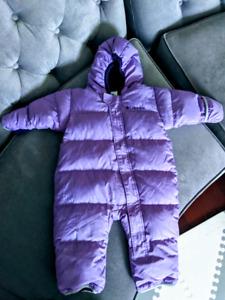 EUC Columbia Snowsuit (18-24 months)