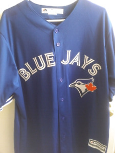 Toronto Blue Jays Authentic Majestic Jersey (Blank)