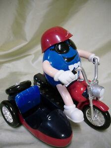 Freedom Rider M&M Candy Dispenser