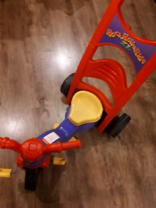 3 in 1 Fisher-Price Rock Roll 'n Ride Trike