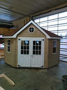 Garden Shed - Display Model for Sale!! Kitchener / Waterloo Kitchener Area image 1