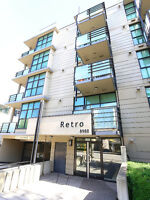 Furnished One Bedroom Loft at Retro!