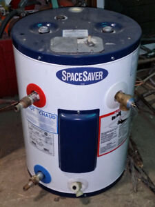 Space Saver Water Heater