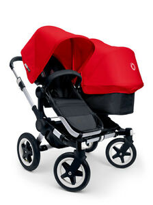 Bugaboo Donkey Duo + accessoires