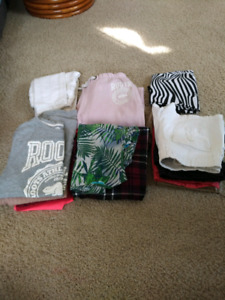 Womens size small clothing lot