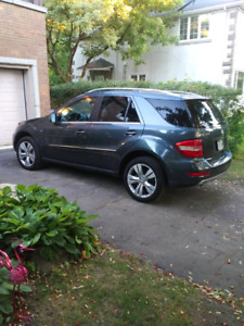 Mercedes ML350 Bluetec 4matic AWD 2011