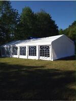 Part tent for rent