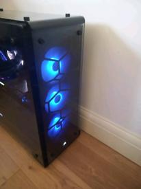 Custom build gaming PC