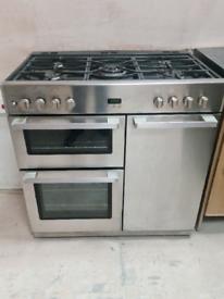 Belling range oven