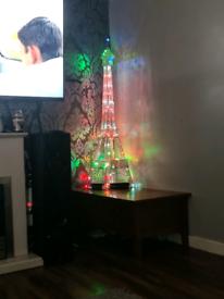 Floor tower lamp
