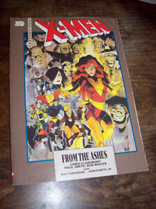 X-MEN THE UNCANNY - FROM THE ASHES - CHRIS CLAREMONT, PAUL SMITH