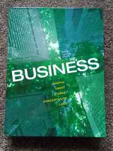 BUSINESS Eighth Canadian Edition by Griffin