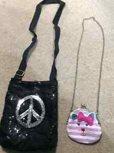 Cute girls purses (bought at Children's Place).