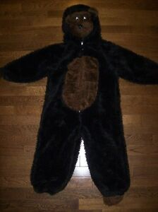 Bear Costume, Size 3-5 years