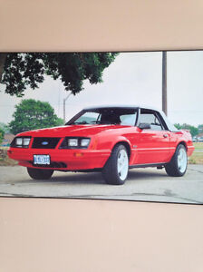 Retired & Selling my All Original 1983 Mustang Convertible