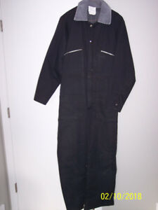 Lined Coveralls