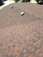 Re-roofs, new roofs and roof repair!