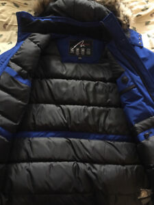 Brand New Down Filled Water Repellant XL Winter Jacket