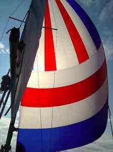 Voilier C&C 24 pieds 1979 - Sailboat 24 foot