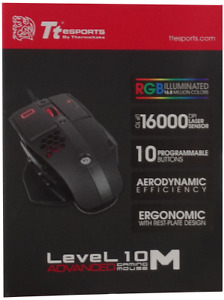 Thermaltake Level 10 M RGB Gaming Mouse